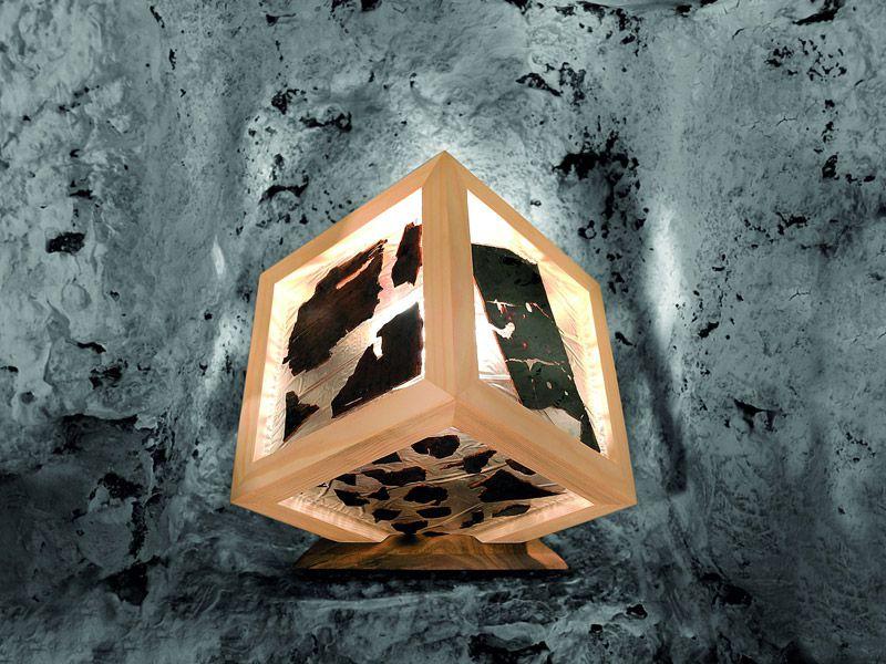 Kreative Beleuchtung vom Tischler
